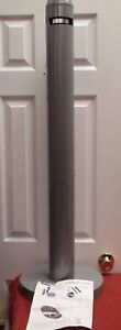 Rubbermaid Commercial Smokers Pole Silver