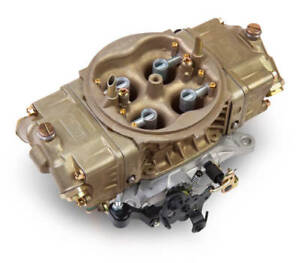 Holley 650 Cfm Classic Hp Carburetor Mechanical Secondary Nascar Approved 4150