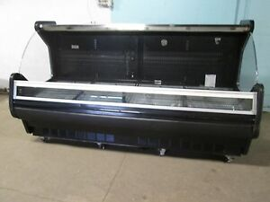tyler Hd Commercial Open Lighted Refrigerated Produce Display Merchandiser