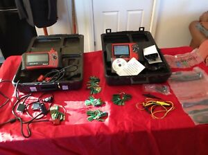 Snap On Solus Plus And Vantage Pro Diagnostic Computers