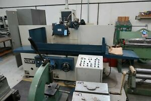 20 X 40 Kent Model Kgs 510ahd Automatic Hydraulic Surface Grinder