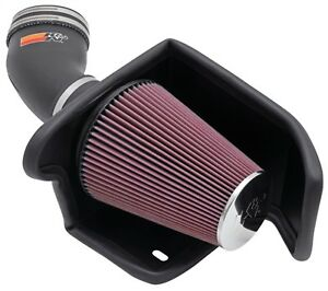 K n 57 Series Fipk Cold Air Intake For 2001 2004 Ford F150 Harley Lightning 5 4l