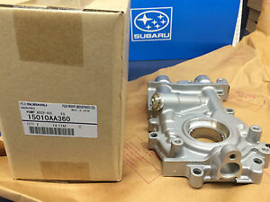 Genuine Subaru 11mm 2 5l Oil Pump Wrx Sti Turbo Oem Legacy Outback 1995 2015