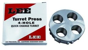 LEE 4-HOLE QUICK CHANGE TURRET NEW 90269