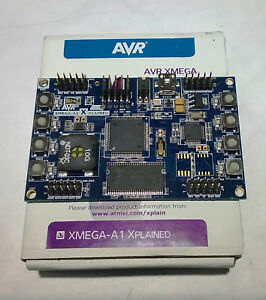 Xmega a1 Xplained Development Board Atxmega
