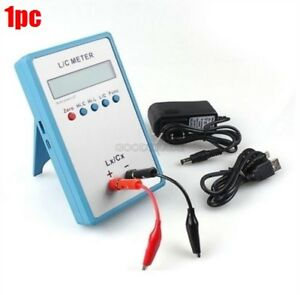 High Precision L c Inductance Inductor Capacitance Multimeter Meter Lc200a H