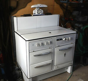 Gorgeous Vintage Wedgewood Oven Broiler Gas Stove