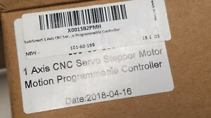 1 Single Axis Cnc Servo Stepper Motor Motion Programmable Controller St pmc1 New