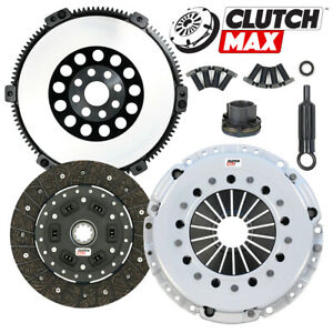 Cm Stage 2 Clutch Kit Solid Chromoly Flywheel For 2001 2006 Bmw M3 E46 6 Speed