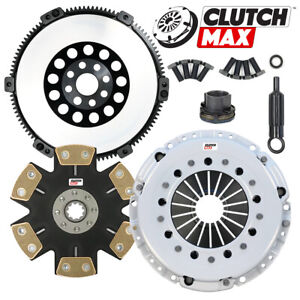 Cm Stage 5 Race Clutch Kit 14 5 Lbs Solid Flywheel For 2001 2006 Bmw M3 E46 S54