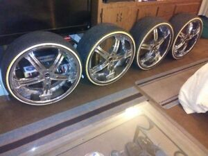 24 Inch Wheels And Tires