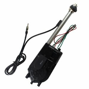 For Car Vehicle Parts Electric Power Antenna Am Fm Radio Aerial Mast Replacement
