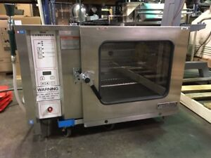 Combitherm Oven Steamer Alto shaam Hud 6 10