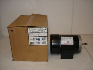 Century Ac Motor H706 7 159365 03 2 0hp 3450rpm 200 230 460v 3ph