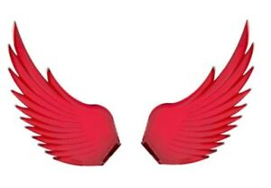 Windrider Red Hood Ornament Replacement Wings