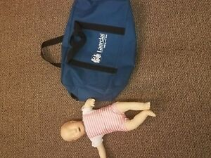 Laerdal Baby Anne Manikin Emt Cpr Training Mannequin With Bag