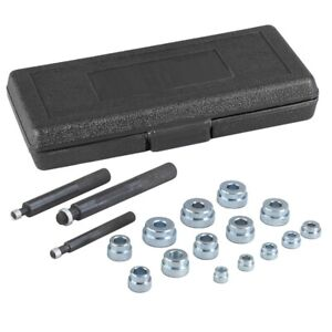 Otc 4407 17 Pc Metric Bushing Driver Set