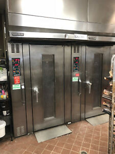 Hobart Natural Gas Hsrog Single Rack Bakery Roll In Oven