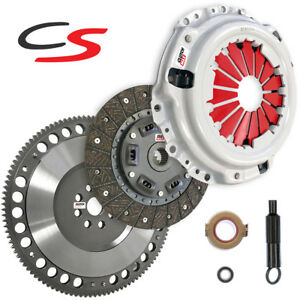 Cm Competition spec Street Clutch Chromoly Flywheel Kit For Acura Honda B series