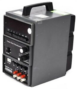 Omega Cl 466 Portable Industrial Digital Digicator Power Pack Potentiometer Unit