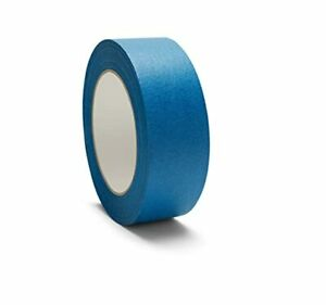 3 4 Inch X 60 Yards Blue Painters Masking Tape 5 6 Mil 1536 Rolls