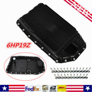 Automatic Transmission Oil Pan W Filter For Bmw E60 E90 E91 E92 Z4 X5 Ga6hp19z