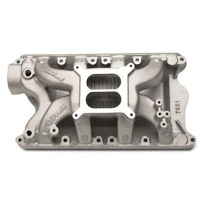 Edelbrock 7581 Rpm Air Gap Intake Manifold Ford 351w