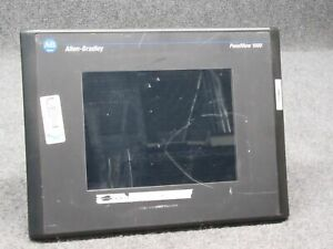 Allen Bradley 2711 t10c20l1 Panelview 1000 Operator Interface Panel tested