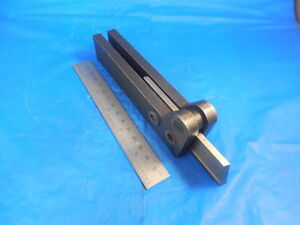 Empire Tool S 7 Lh Cut Off Blade Holder Left Hand With Blade Cnc Machine Shop