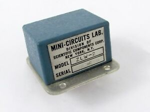 Mini circuits Zlw 2 Frequency Mixer 1 1000 Mhz Level 7 Lo Power 7dbm Sma F
