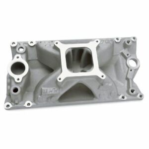 Gm Performance Parts 12496822 Sbc Intake Manifold Eliminator Vortec Head Design