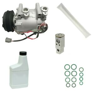 Ryc Remanufactured Ac Compressor Kit Ig559 Fits 2007 2008 Honda Fit 1 5l