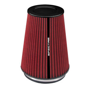 Spectre Hpr9881 Hpr Air Filter Red 10 25in Tall Tapered Conical