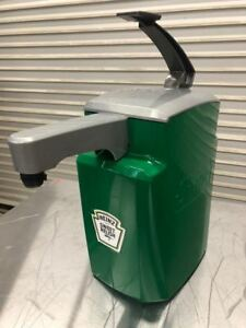 Asept Relish Counter Top Condiment Dispenser Heinz 9162 Commercial Hand Pump