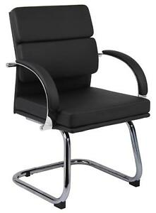 Boss Caressoftplus Executive Guest Chair Black