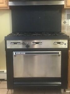 Garland Commercial 6 Burner Stove Used