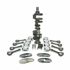 New Scat Rotating Assembly I Beam Rods Fits Ford Fe 390 Block 482 1 94662