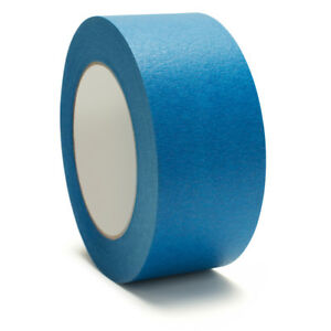 Blue Painters Masking Tape 2 Inch X 60 Yards 5 6 Mil 72 Rolls Free Shipping