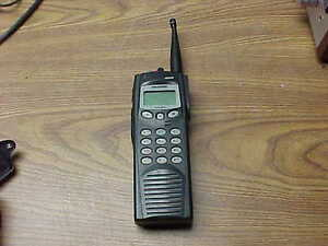 Harris M a com P7200 700 800mhz Portable Radio With Battery