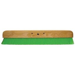 Kraft Tool Cc456 01 36 In Green Nylex Concrete Finishing Wood Broom Head New