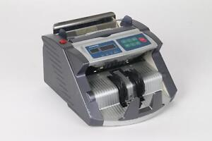 Accubanker Ab1100 Mg uv Currency Counter
