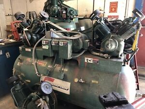 Industrial Champion Air Compressor Used good Working Hr10d 25