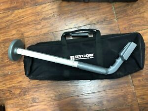 Rycom 8890 8891 Ems Marker Cable Pipe Locator Carry Case Excellent Cosmetic