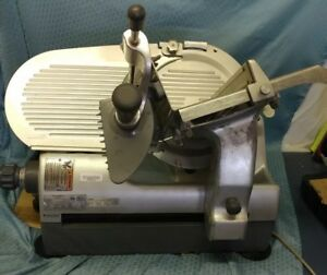 Hobart 2912 12 Automatic Meat Cheese Slicer Heavy Duty Commercial Good Used