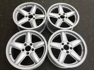 Rare 17 Ac Schnitzer Type 1 Rims In Good Used Condition E36 E46 E90 8 10 Cond