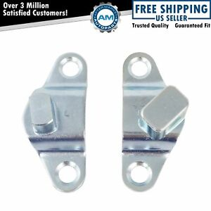 Body Mounted Tailgate Hinge Pair 2pc Set For Silverado Sierra Colorado Canyon