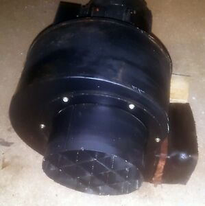 Powerful 500 Watt Millitary Eastern Air Devices Squirrel Cage Blower Fan