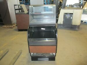 Structural Concepts Cou27r Refrigerated Dry Bakery Display Case Starbucks