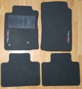 Genuine Toyota Tacoma 2005 2011 Trd Off Road Carpet Floor Mats Acc Cab Oem L3