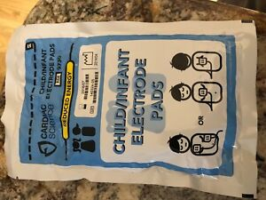Cardiac Science Powerheart G3 Aed Child infant Aed Pads
